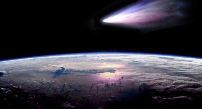10 Самых знаменитых комет
