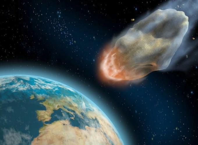 Астероид 2015 ybсблизится сземлей всубботу на60 тысяч километров