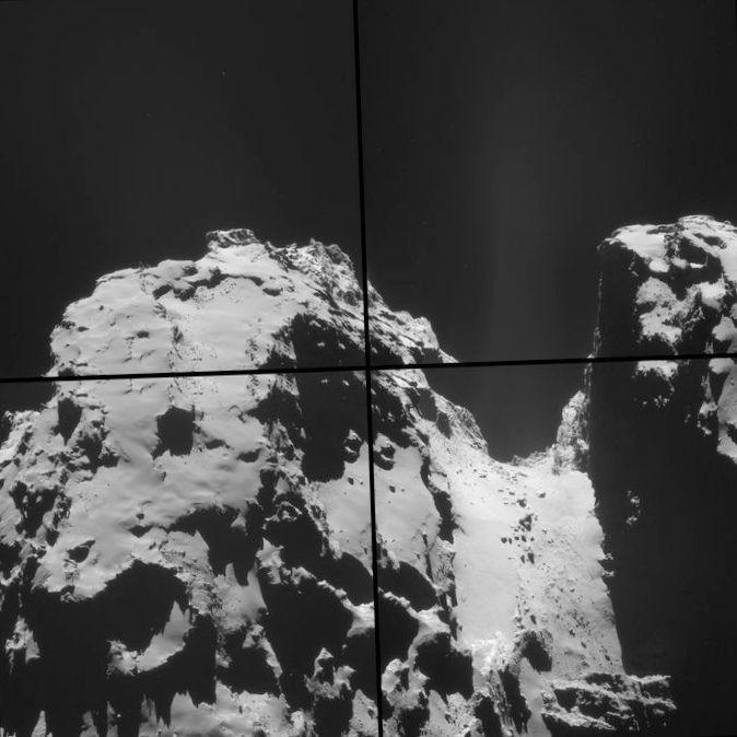 Астрономы нашли место, где родилась комета чурюмова-герасименко