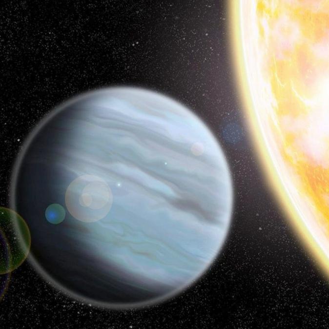 Астрономы обнаружили копию земли