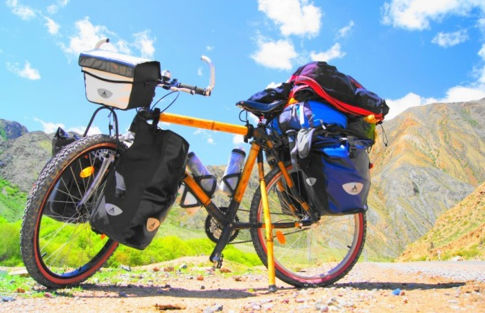 Bamboobee – бамбуковый велосипед для всех и для каждого