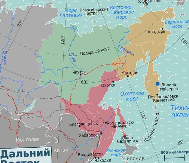 Бесплатные участки на дальнем востоке – новая инициатива правительства