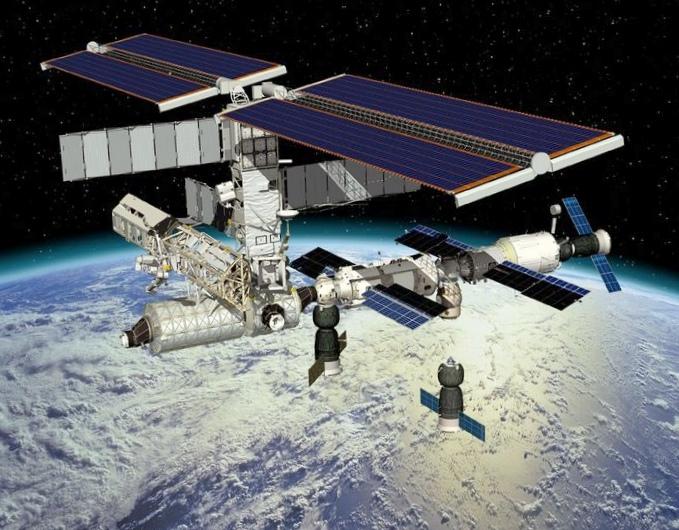 Частники космической программы