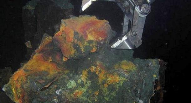 Человечество на пороге новой эры глубоководной добычи полезных ископаемых