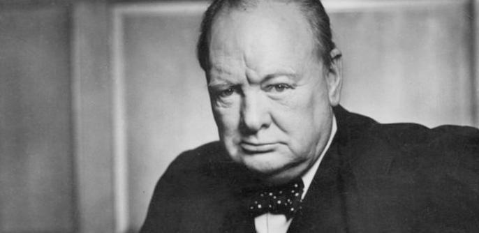 Черчилль и инопланетяне: ученые нашли трактат политика о внеземной жизни