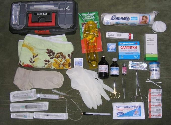Что должно быть в твоей аптечке на отдыхе