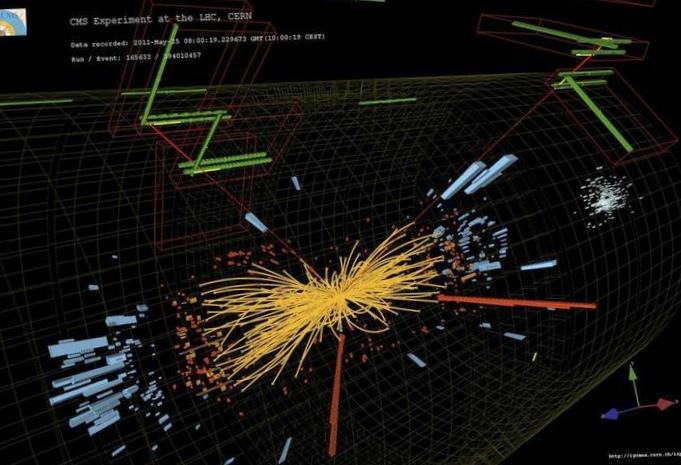 Что такое бозон хиггса икому оннужен?