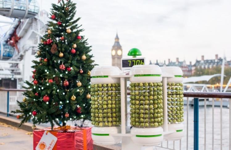 Чудеса на рождество: электричество из капусты