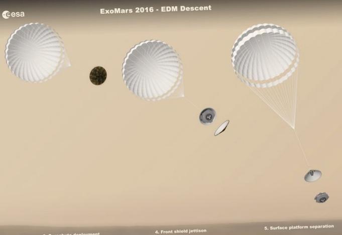 Curiosity проделает на марсе путь в 20 км