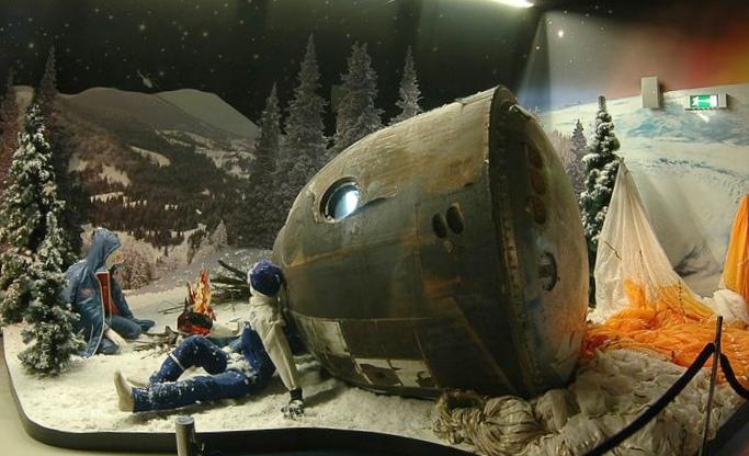 День космонавтики в музее космонавтики!