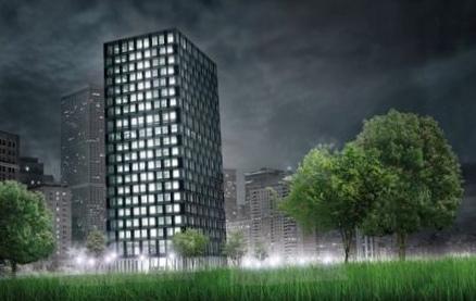 Деревянный небоскреб будет построен в австрии