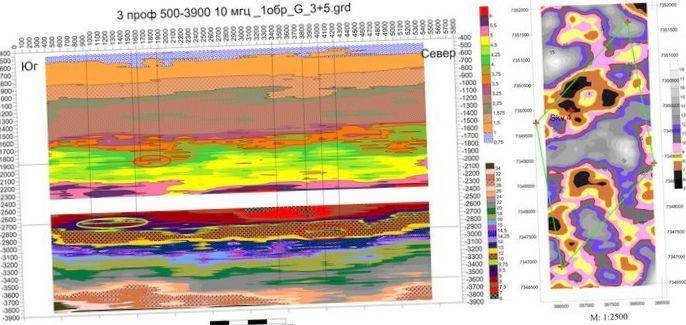 Дистанционное зондирование: новые технологии – новые возможности поиска нефти и газа