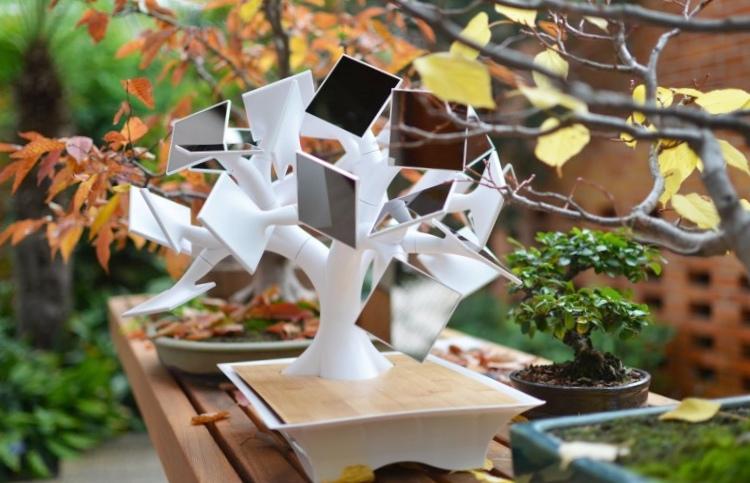 Домашнее солнечное дерево electree+