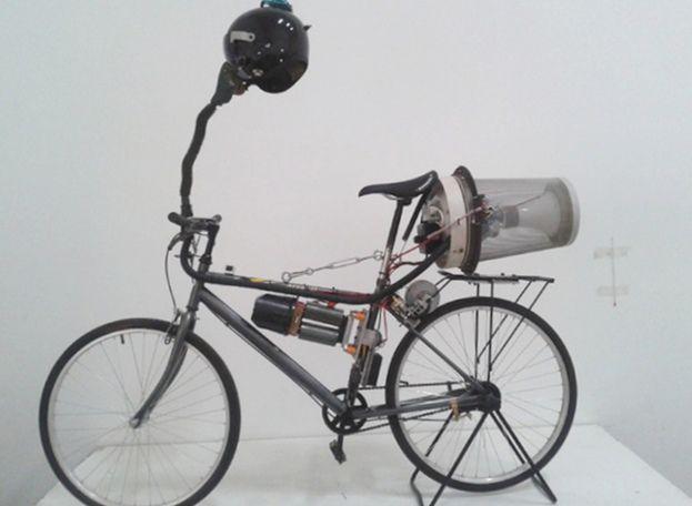 Дышащий велосипед - наш ответ грязному воздуху в пекине