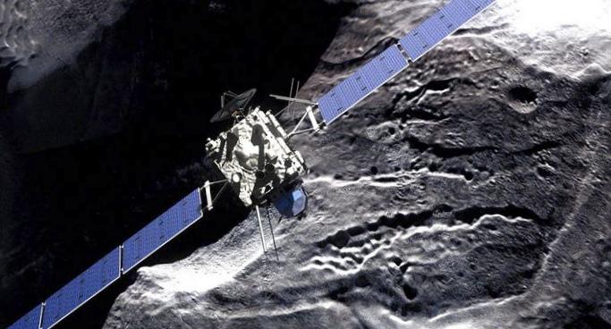 Ека: столкновение розетты с кометой не изменит ее курс