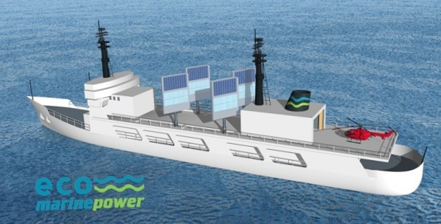 Energysail – высокотехнологичный парус для современных судов
