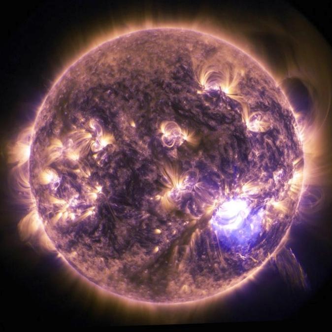 Ферми опроверг связь лишних позитронов из космоса с антиматерией