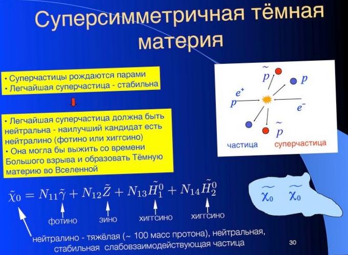 Физики придумали способ поиска легкой темной материи