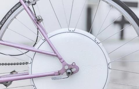 Flykly - как сделать из обычного велосипеда электрический