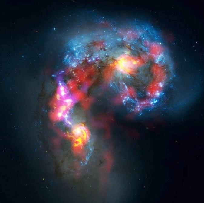 Фотогалерея: самые захватывающие спутниковые снимки