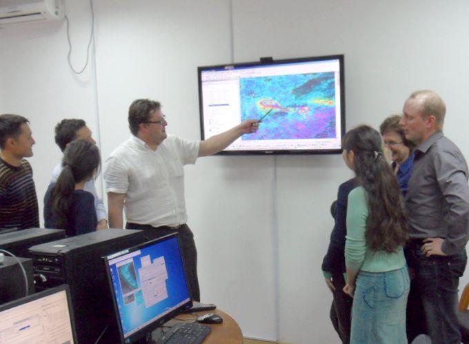 Геоинформационный сервис globalbasemap: обзор