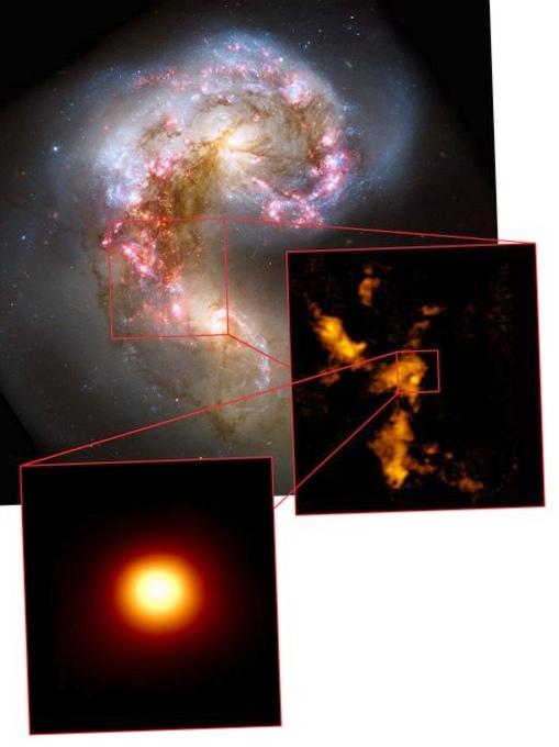 Германия поставит россии телескоп для рентгена вселенной в2015 году