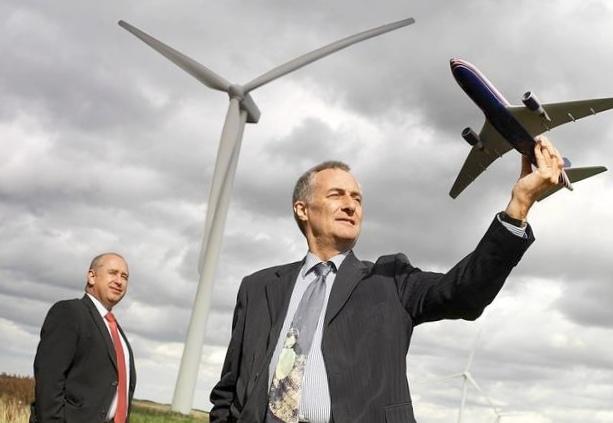 Голографический радар позволит размещать ветряные турбины вблизи аэропортов