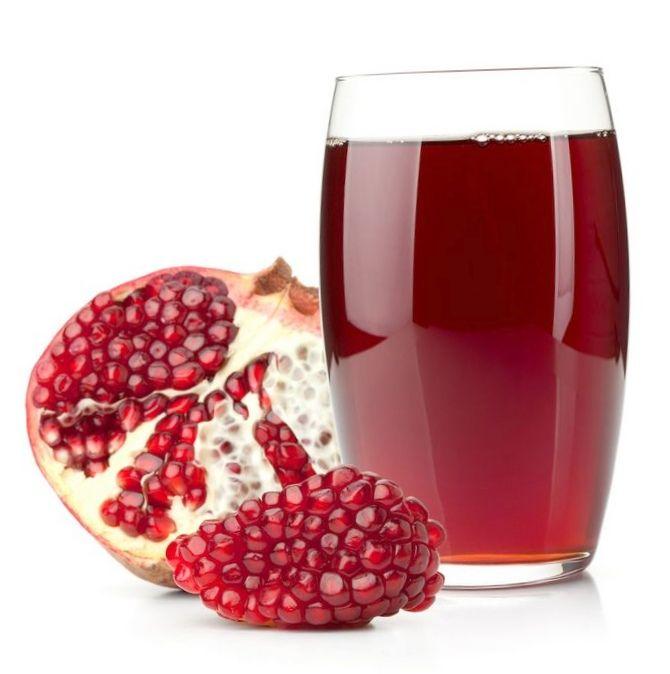 Гранатовый сок для здоровья человека
