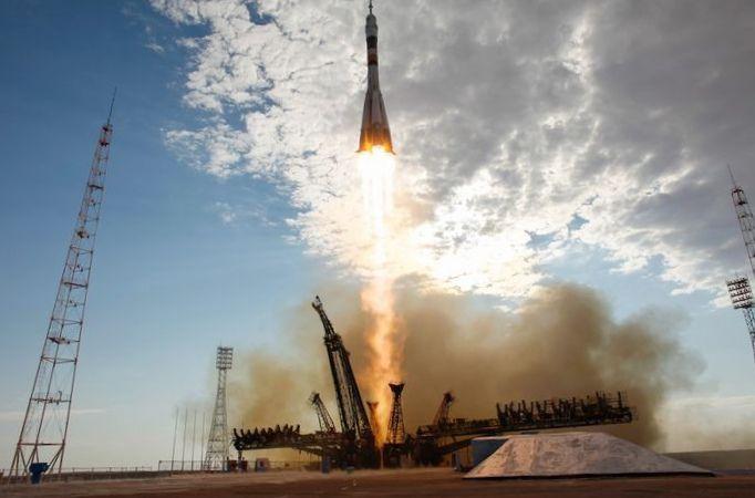Грузовой космический корабль отправится с байконура к мкс
