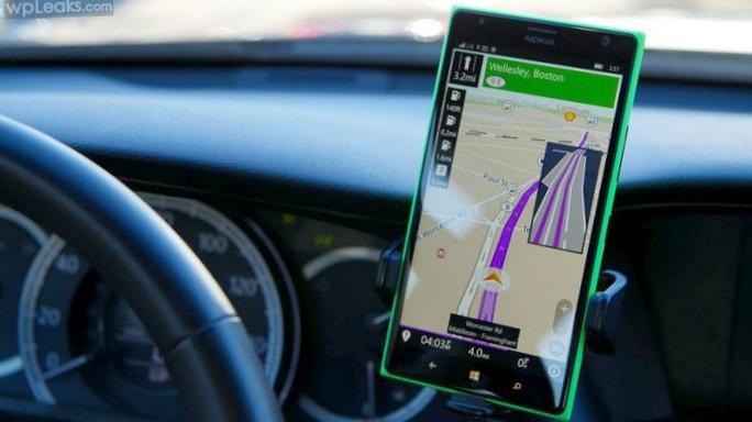 Here разработала новую платформу для автомобильной навигации