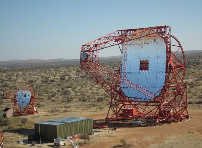 Hess ii - новейший гамма-телескоп