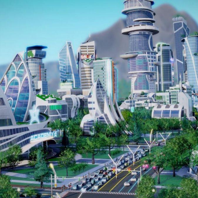 Идеальное будущее: дивный новый мир