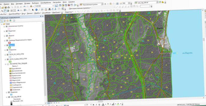 Использование космического мониторинга и дистанционного зондирования в системе точного земледелия
