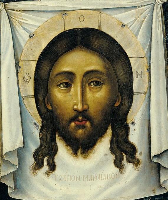 Истинное лицо иисуса: облик христа
