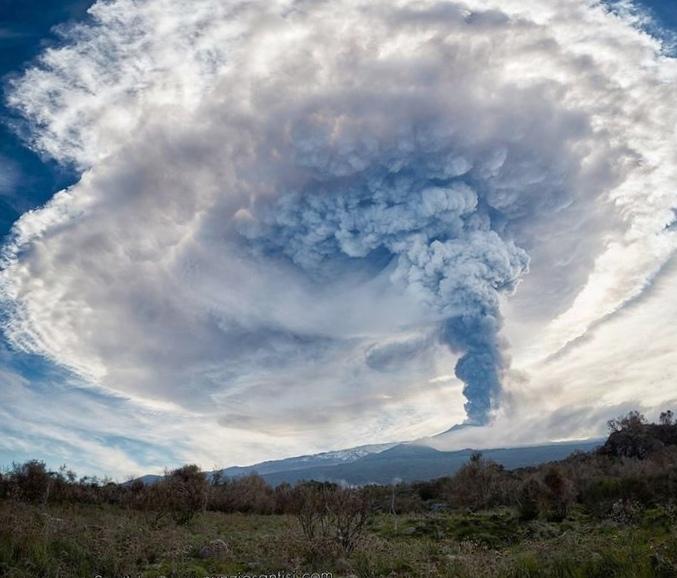 Извержение вулканов и климат земли: будем готовы к году без лета или к малому ледниковому периоду?