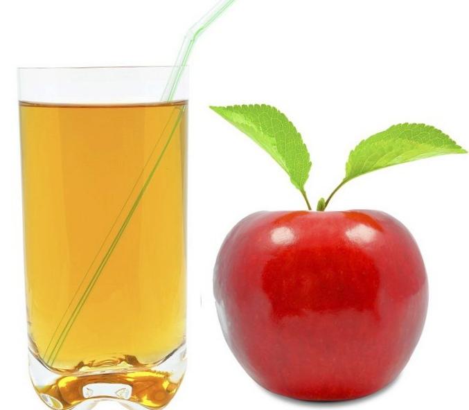 Яблочный сок для здоровья человека