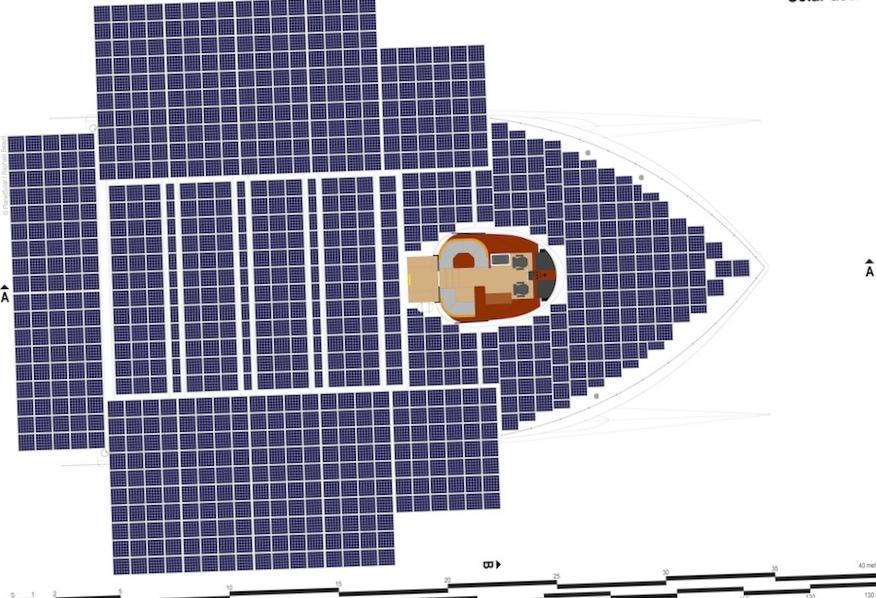 Яхта на солнечных батареях planetsolar завершает кругосветный поход