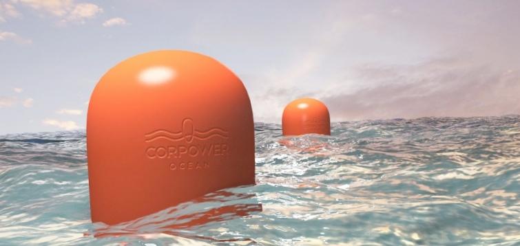 Эффективный сбор энергии волн с системой corpower