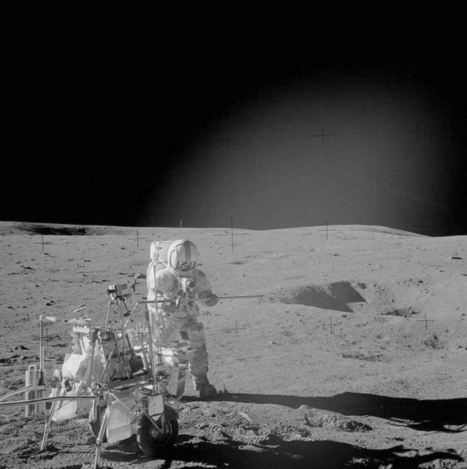 Экс-астронавт nasa эдгар митчелл скончался за день до 45-летия своей высадки на луну