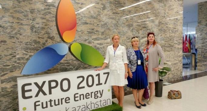 Экспо-городок в астане осмотрели делегации из грузии и других стран