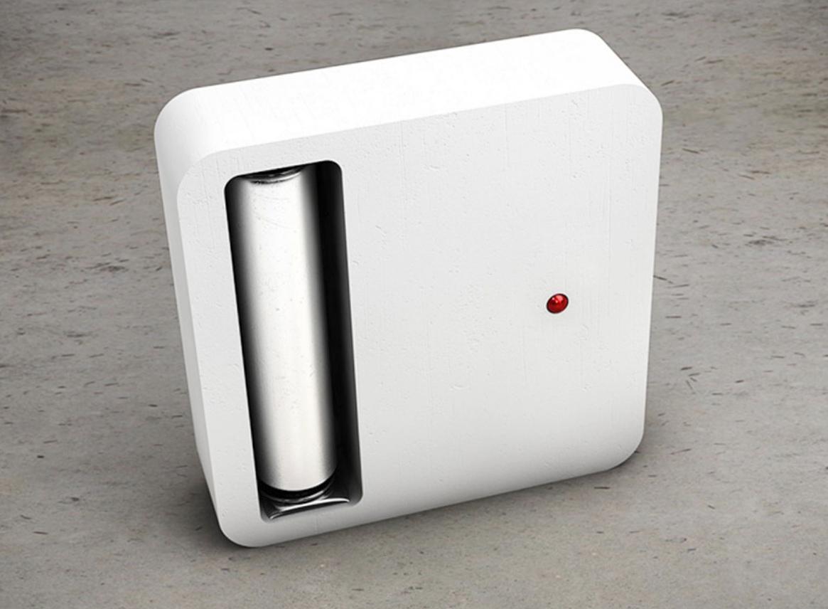 «Электромагнитный комбайн» заряжает аккумуляторы «из воздуха»