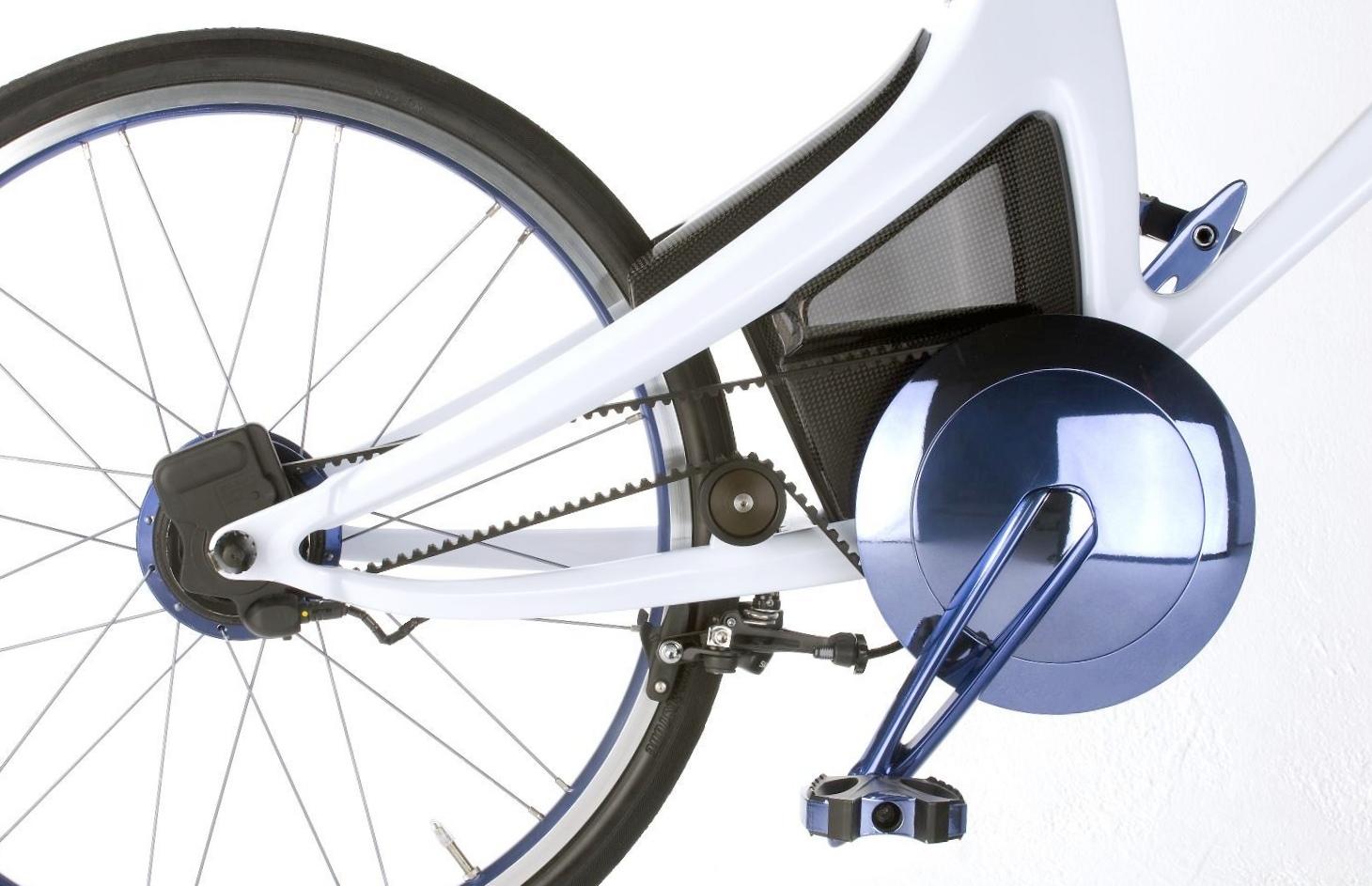 Электровелосипед lexus