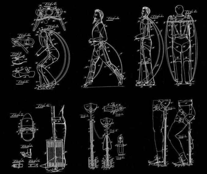 Как стать железным человеком: патент недели