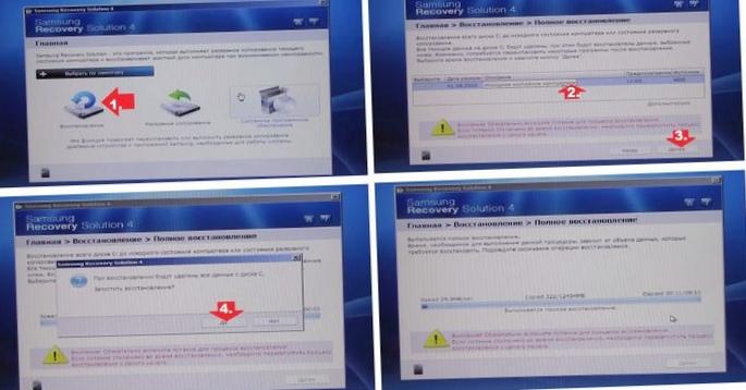 Какие бывают способы установки windows 7?