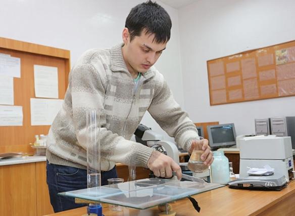 Казанский студент изобрёл водорастворимую упаковку