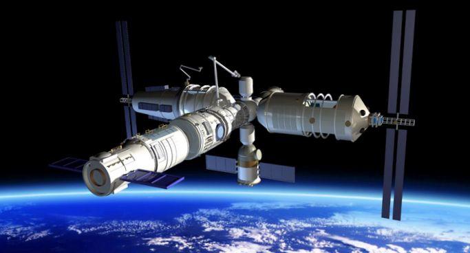 Китай отправил в космос обитаемую лабораторию тяньгун-2