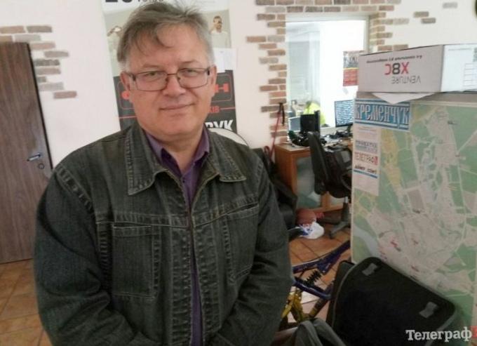 Ко дню города кременчугские филателисты таки выпустили конверты и открытки