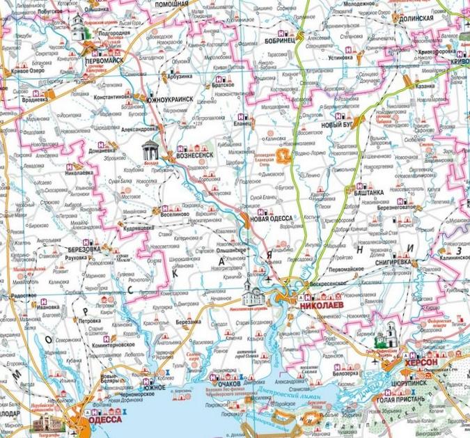Концепт развития велосипедного туризма в николаевской области