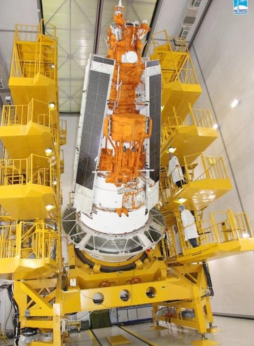 Космический аппарат «ресурс-п»