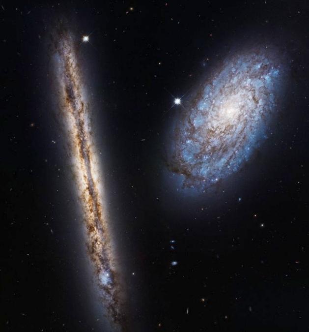 Космический телескоп «хаббл» запечатлел новый темный «водоворот» нептуна